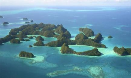 Small islands confront climate change - youTrust.org | Global environmental change | Scoop.it