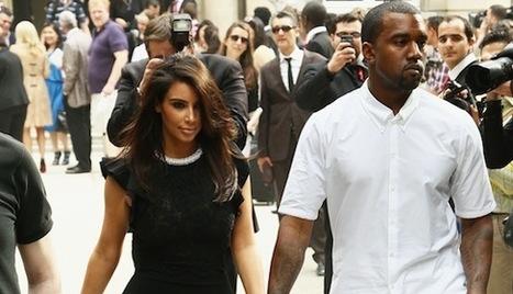 Kim Kardashian Talks Kanye West, In A Wedding dress | Celebrity marriages | Scoop.it