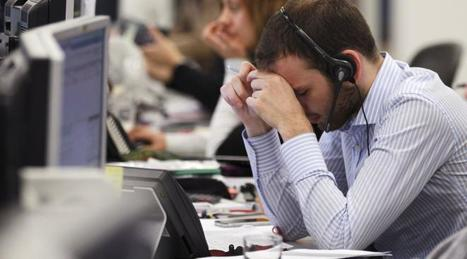 Stress au travail : 3 exercices pour l'éviter | télétravail | Scoop.it