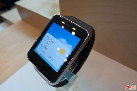Smartwatch Comparisons: Samsung Gear Live vs Qualcomm Toq - Android Headlines - Android News | Wearables News | Scoop.it