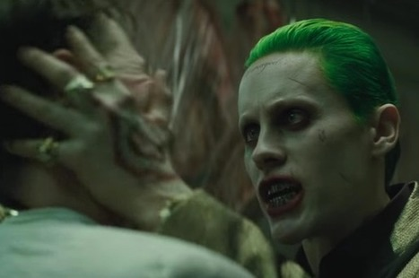 WATCH: Every Deleted Joker Scene From 'Suicide Squad' In One Video, Including The Scenes Missing From The Extended Cut - Movie Smack Talk | Movies | Scoop.it
