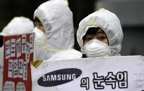 Workers Making Chips For Samsung Are Getting Cancer | Realms of Healthcare and Business | Scoop.it