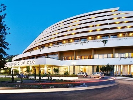 Disabled Access Holidays - Wheelchair accessible accommodation in the Olympic Palace, Rhodes | Accessible Tourism | Scoop.it
