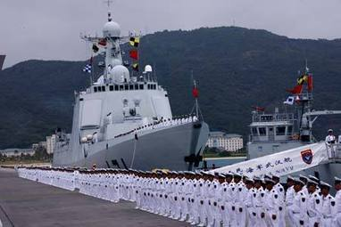 China Has A Plan To Sink US Fleet | China | Extreme Weather Emergency | Scoop.it