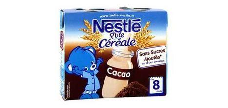 Nutrition infantile: Nestlé se relance sur le petit-déjeuner - Agro Media | Actualité de l'Industrie Agroalimentaire | agro-media.fr | Scoop.it