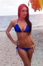 Lisa Opie Blue Bikini | Front Page Buzz | Women | Scoop.it