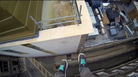 This Is Mirror's Edge In Real Life. It Is Terrifying   Minecraft Nymeria   Scoop.it