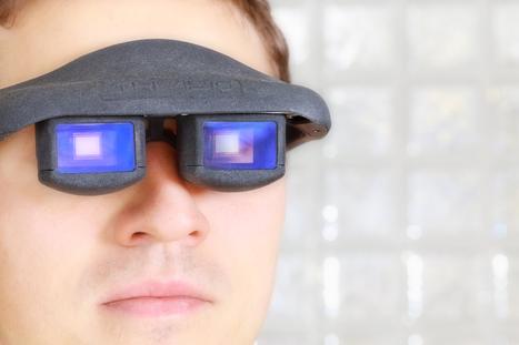 Durchblick durch Datenbrillen: Display per Augenbewegung steuern - Service Insiders | augmented reality | Scoop.it