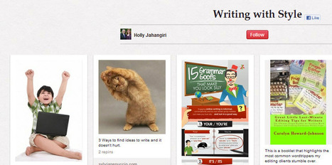 10 Creative Ways to Market on Pinterest | Digital Marketing B2C | Scoop.it