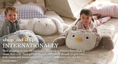 Pottery Barn Kids Coupons - Promo Codes, Coupon Code, Promotional Codes | Coupons & Deals | Scoop.it