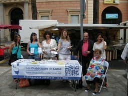 Prévention du diabète   6e jour Ajaccio   Les Diabétiques de Corse   ADC   Scoop.it