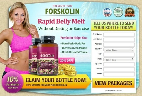 Interested in Premium Pure Forskolin? – Do not Buy, Read This First!!! | WHAT KIND OF  Premium Pure Forskolin | Scoop.it