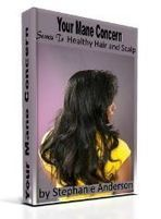 Natural Hair Tutorial Source:  Mane Health | Natural Hair | Scoop.it