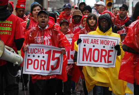 The Law of Unintended Consequences: SEIU's #FightFor15 Is Already Killing Jobs | RedState | Labor and Employee Relations | Scoop.it