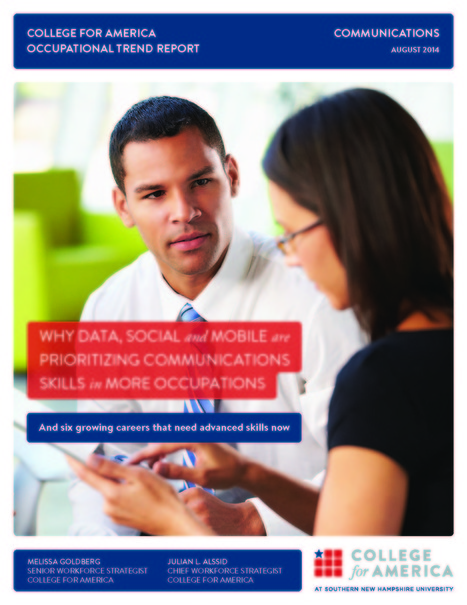 Seis perfiles profesionales en auge que demandan habilidades avanzadas en comunicación. | Formación, empleo y mercado laboral | Scoop.it