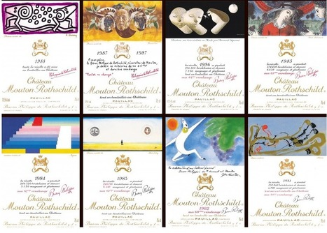 Chateau Mouton-Rothschild – #Bordeaux #Wine Royalty   Vitabella Wine Daily Gossip   Scoop.it