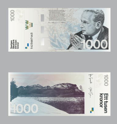 Concept for new Swedish money | Creative Feeds | Scoop.it