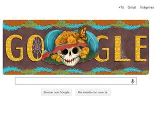 Google festeja el Día de Muertos - Informador.com.mx | Dia de los muertos | Scoop.it