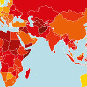 How corrupt is your country? | Mappe tematiche | Scoop.it