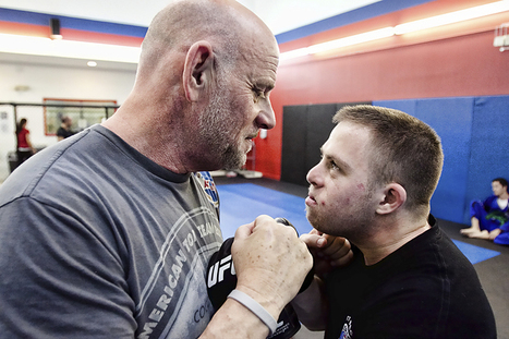 Garrett Holeve, an MMA Fighter With Down Syndrome, Is Changing the Sport | READ WHAT I READ | Scoop.it
