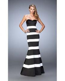 La Femme Prom Dress – For a Fantasy Prom | Flares bridal + formal | Scoop.it