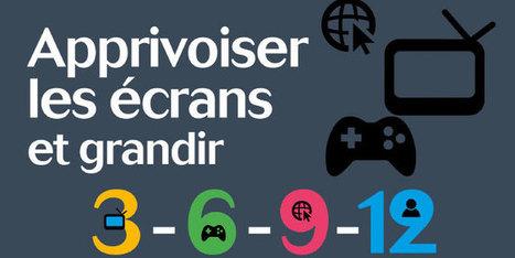 Les enfants et les écrans, la règle 3 6 9 12 de Serge Tisseron | app-enfant.fr | ENT | Scoop.it