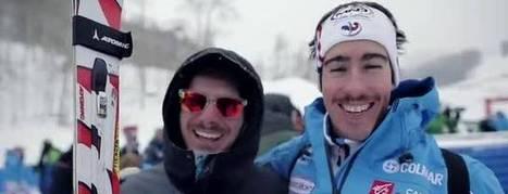 Ben Valentin encourage ses compatriotes du ski alpin à Beaver Creek | orientation | Scoop.it