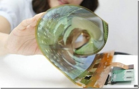 Concept the flexible 18-inch display from LG | Technology innovation | Innovators. Innovation. Just Inspired. | Scoop.it