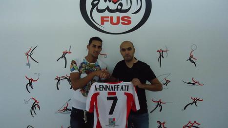 FATH UNION SPORT - Adam ENNAFATI signe au FUS! | I Love Rabat | Scoop.it