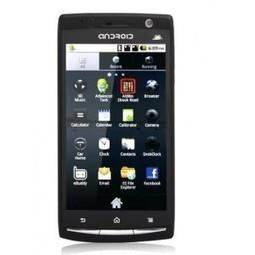 Téléphone Portable, A9 Smartphone Double SIM Android 2.2 WIFI bluetooth | Téléphone portable - smartphone android | Scoop.it