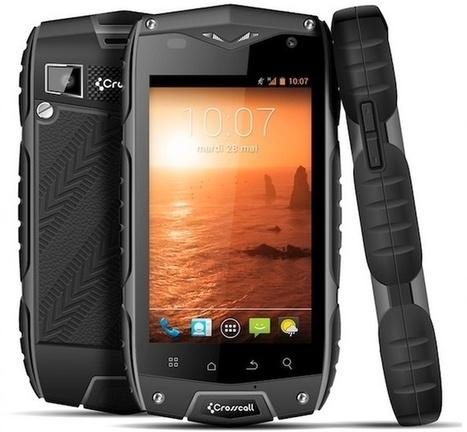 Smartphone : 5 téléphones faits pour les aventuriers ! | Geeks | Scoop.it