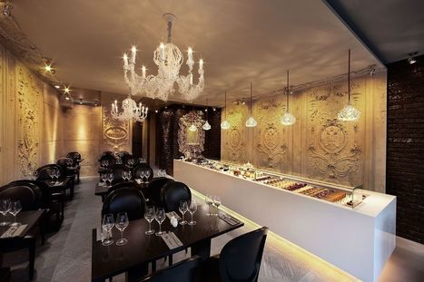 64 «Café Pouchkine» vont ouvrir dans le monde | MILLESIMES 62 : blog de Sandrine et Stéphane SAVORGNAN | Scoop.it