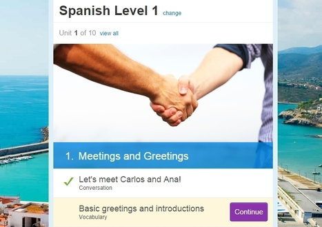 5 Websites To Learn Spanish Online || Free Software | Time to Learn | Scoop.it