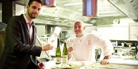 Jean-Baptiste Klein sacré Meilleur Jeune Sommelier de l'année par le Guide Gault&Millau 2017 - France 3 Alsace | Gastronomy & Wines | Scoop.it