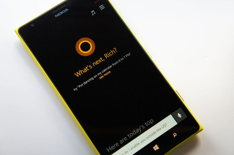 Cortana is coming to the Netherlands, we just don't know when | Windows Phone | Scoop.it