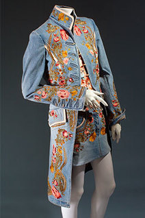 Denim: Fashion's Frontier | Fashion Institute of Technology | Texas A&M Costume and Dress | Scoop.it