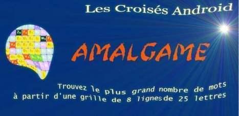 Trouver des mots sur une grille de lettres, Amalgame | Geeks | Scoop.it