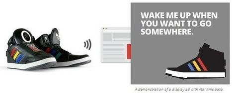 The Talking Shoes - Les Sneakers parlantes de Google | Ecriture mmim | Scoop.it