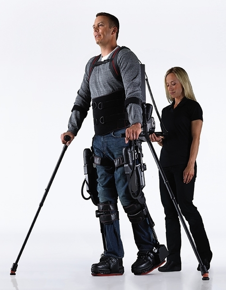 Ekso Bionics to Establish Headquarters in Freiburg, Germany | Medical Engineering = MEDINEERING | Scoop.it