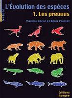 L'évolution des espèces T1 Les preuves | Aux origines | Scoop.it