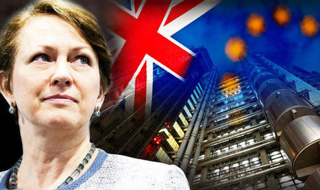 Brexit is NOT biggest risk to the global economy and it WON'T be fatal, says top city boss | Business Video Directory | Scoop.it