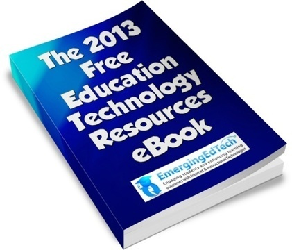 Announcing the New and Improved 2013 Edition of the Free Education Technology Resources eBook | mLearnAfrica | Scoop.it