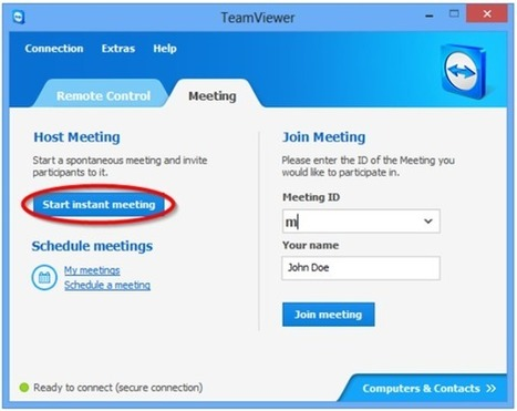 (TOOL) - TeamViewer as a collaboration tool | Kevin Lossner | Traduzione e correzione | Scoop.it
