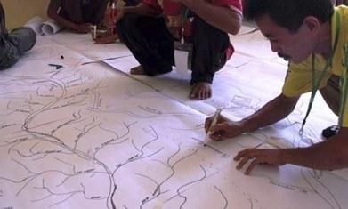 Indonesian indigenous groups fight climate change with GPS mapping | Indonesiana | Scoop.it