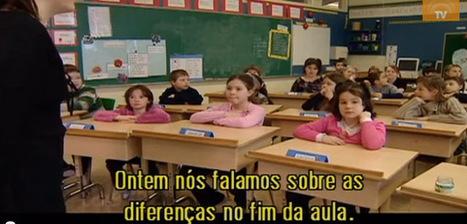 Professora faz experimento para mostrar a discriminação em escola no Canadá | Cleide Teresa | Scoop.it