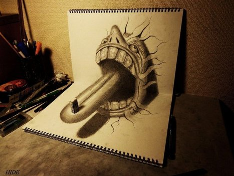 Unbelievable 3D Drawings | Technology and Design | Scoop.it