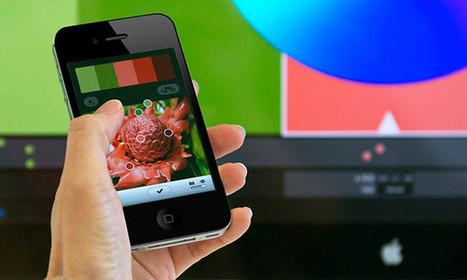 Lanzamiento de Adobe Kuler: patrones de color a partir de tus fotos | Love design | Scoop.it