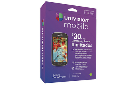 T-Mobile launching Spanish-language mobile network with Univision | apps software | Scoop.it