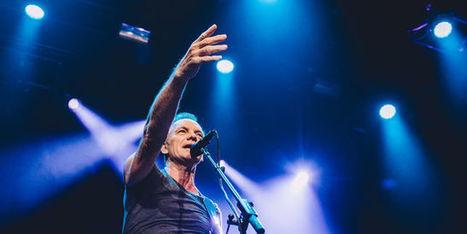 Un an après les attentats, Sting au Bataclan pour une liesse cathartique | Think Tank | Scoop.it