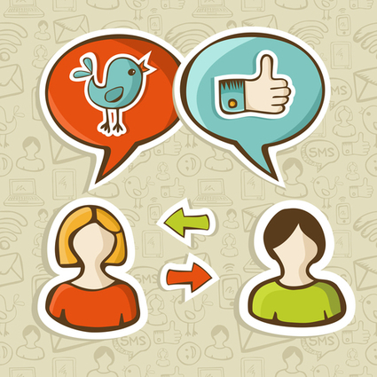 How to Have a Twitterchat or Tweetchat | Be Social Please | Scoop.it